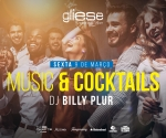Music & Cocktails com DJ Billy Plur no Gliese Bar