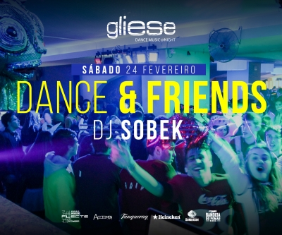 DJ Sobek no Gliese Bar