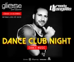 Dance Club Night com Roody Angello - 10/DEZ no GlieseBar