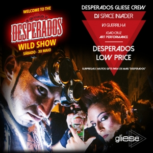 WELCOME TO THE DESPERADOS WILD SHOW