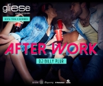 DJ Billy Plur no AFTER WORK do dia 9 de Dezembro no GlieseBAR