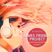 James Friends Project @SUNSET no GlieseBar - 30 de Agosto
